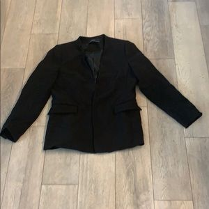 Zara Basic Black Blazer